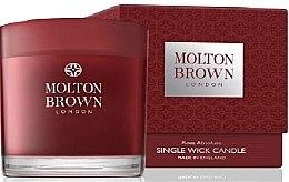 Voňavky, Parfémy, kozmetika Molton Brown Rosa Absolute Single Wick Candle - Parfumovaná sviečka