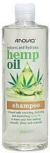 Voňavky, Parfémy, kozmetika Šampón s konopným olejom - Anovia Hemp Oil Shampoo Restores and Hydrates