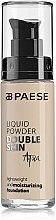 Voňavky, Parfémy, kozmetika Tonálny krém - Paese Liquid Powder Double Skin Aqua