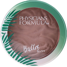 Voňavky, Parfémy, kozmetika Krémová lícenka na tvár - Physicians Formula Murumuru Butter Blush