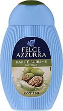 """Voňavky, Parfémy, kozmetika Sprchový gél """"Karite"""" - Paglieri Felce Azzurra Benessere Shower Gel"""