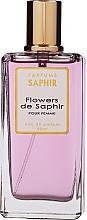 Voňavky, Parfémy, kozmetika Saphir Parfums Flowers de Saphir - Parfumovaná voda