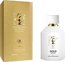 Voňavky, Parfémy, kozmetika 42° by Beauty More Gold Extasy Pour Femme - Parfumovaná voda