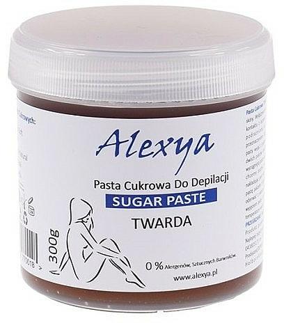 Shugaringová pasta - Alexya Sugar Paste Twarda