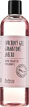 Voňavky, Parfémy, kozmetika Sprchový olej s granátovým jablkom - Sefiros Aroma Shower Oil Pomegranate