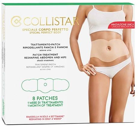 Sada náplastov pre brucho a boky - Collistar Patch-Treatment Reshaping Andomen And Hips