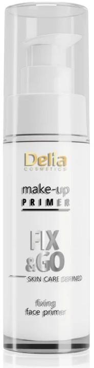 Podkladová báza - Delia Cosmetics Fix&Go Face Primer