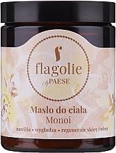 "Voňavky, Parfémy, kozmetika Maslo na telo ""Monoi"" - Flagolie by Paese Monoi"