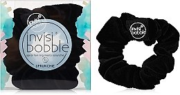 Voňavky, Parfémy, kozmetika Gumička na vlasy, čierny - Invisibobble Sprunchie True Black