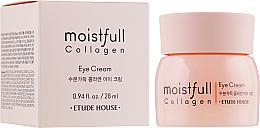 Voňavky, Parfémy, kozmetika Očný krém s kolagénom - Etude House Moistfull Collagen Eye Cream