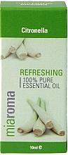 """Voňavky, Parfémy, kozmetika Éterický olej """"Citronela"""" - Holland & Barrett Miaroma Citronella Pure Essential Oil"""
