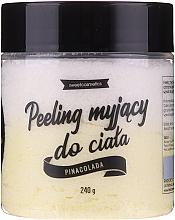 """Voňavky, Parfémy, kozmetika Čistiaci peeling na telo """"Pina Colada"""" - Lalka"""
