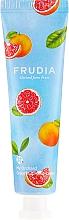 Voňavky, Parfémy, kozmetika Výživný krém na ruky s extraktom z grapefruitu - Frudia My Orchard Grapefruit Hand Cream
