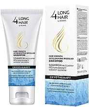 Voňavky, Parfémy, kozmetika Šampón na vlasy - Long4Lashes Krioterapia Micellar Shampoo