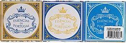 Voňavky, Parfémy, kozmetika Sada - Essencias De Portugal Living Portugal (soap/3x50g) (3 x 50 g)