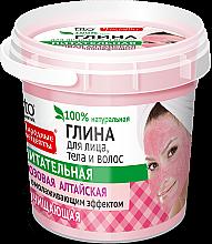 """Voňavky, Parfémy, kozmetika Ružová hlina na tvár, telo a vlasy """"Altajská"""" - Fito Kozmetic"""