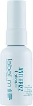 Voňavky, Parfémy, kozmetika Vyhladzujúci lotion na vlasy - Label.m Anti-Frizz Lotion