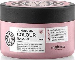 Voňavky, Parfémy, kozmetika Maska na farbené vlasy - Maria Nila Luminous Color Masque