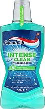 Voňavky, Parfémy, kozmetika Ústna voda - Aquafresh Intense Clean Invigorating Freshness