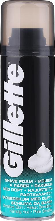 Pena na holenie - Gillette Sensitive Skin Foam
