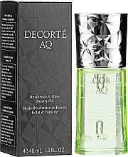 Voňavky, Parfémy, kozmetika Olej na tvár - Cosme Decorte AQ Botanical Pure Oil