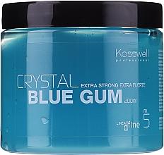 Voňavky, Parfémy, kozmetika Štrukturovací gél dlhodobej fixácie - Kosswell Professional Dfine Crystal Blue Gum