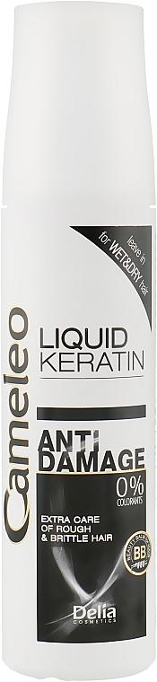 Tekutý keratín-rekonštrukcia vlasov - Delia Cameleo Keratin