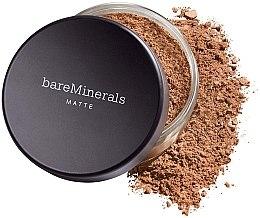 Voňavky, Parfémy, kozmetika Zmatňujúci krém-púder na tvár - Bare Escentuals Bare Minerals Matte Foundation SPF15