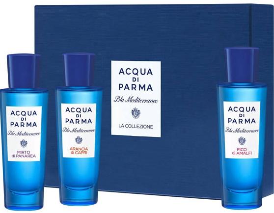Acqua di Parma Blu Mediterraneo Collection - Sada (edt/3x30ml)