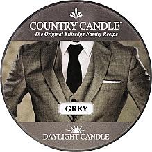 Voňavky, Parfémy, kozmetika Čajová sviečka - Country Candle Grey Daylight