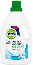 Voňavky, Parfémy, kozmetika Antibakteriálny prostriedok na pranie - Dettol Laundry Cleanser Fresh Cotton