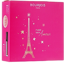 Voňavky, Parfémy, kozmetika Sada - Bourjois (mascara/8ml+sculpting/2.5g)