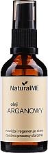 Voňavky, Parfémy, kozmetika Argánový olej - NaturalME (s dávkovačom)