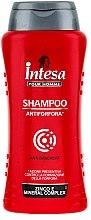 Voňavky, Parfémy, kozmetika Šampón proti lupinám - Intesa Silver Anti Dandruff Shampoo