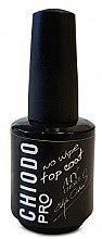 Voňavky, Parfémy, kozmetika Top pre hybridný lak na nechty bez lepkavej vrstvy - Chiodo Pro No Wipe Top Coat