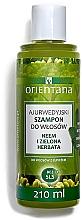 Voňavky, Parfémy, kozmetika Šampón proti lupinám - Orientana Ayurvedic Shampoo Neem & Green Tea