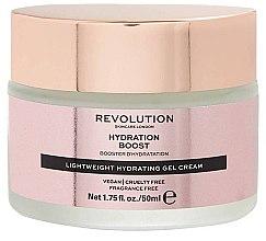 Voňavky, Parfémy, kozmetika Hydratačný gélový krém - Makeup Revolution Lightweight Hydrating Gel Cream