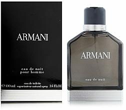 Voňavky, Parfémy, kozmetika Giorgio Armani Eau de Nuit - Toaletná voda