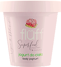 "Voňavky, Parfémy, kozmetika Jogurt na telo ""Melón"" - Fluff Body Yogurt Watermelon"