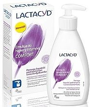 """Voňavky, Parfémy, kozmetika Prostriedok na intímnu hygienu """"Upokojujúci"""" s dávkovačom - Lactacyd Body Care"""