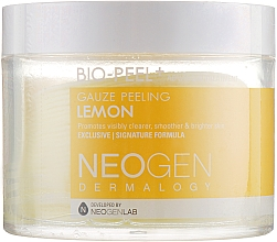 Voňavky, Parfémy, kozmetika Peelingové tampóny s citrónom - Neogen Dermalogy Bio Peel Gauze Peeling Lemon