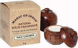 """Voňavky, Parfémy, kozmetika Prírodný parfumovaný krém """"Nag Champa"""" - Shamasa"""