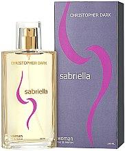 Voňavky, Parfémy, kozmetika Christopher Dark Sabriella - Parfumovaná voda
