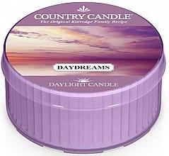 Voňavky, Parfémy, kozmetika Čajová sviečka - Country Candle Daydreams