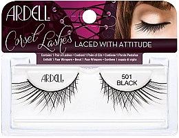 Voňavky, Parfémy, kozmetika Falošné riasy - Ardell Lashes Corset Collection Black 501