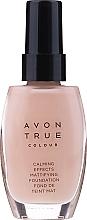 """Voňavky, Parfémy, kozmetika Tonálny krém na tvár s upokojujúcim účinkom """"Calm Shine"""" - Avon Calming Effects"""