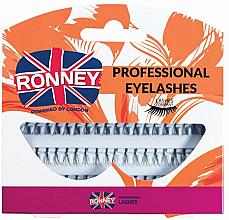 Voňavky, Parfémy, kozmetika Súprava rias - Ronney Professional Eyelashes 00030