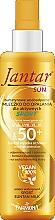 Voňavky, Parfémy, kozmetika Mlieko na opaľovanie - Farmona Jantar Sun Sport Suntan Milk SPF 50+