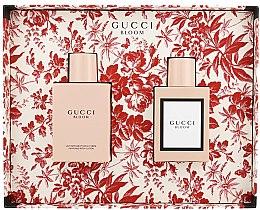 Voňavky, Parfémy, kozmetika Gucci Bloom - Sada (edp/50ml + b/lot/100ml)
