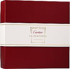 Voňavky, Parfémy, kozmetika Cartier La Panthere - Sada (edp/50ml + b/lot/100ml)